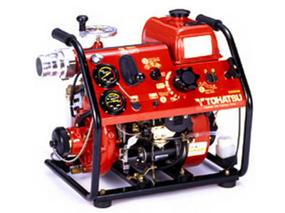 Tohatsu Portable Fire Pumps